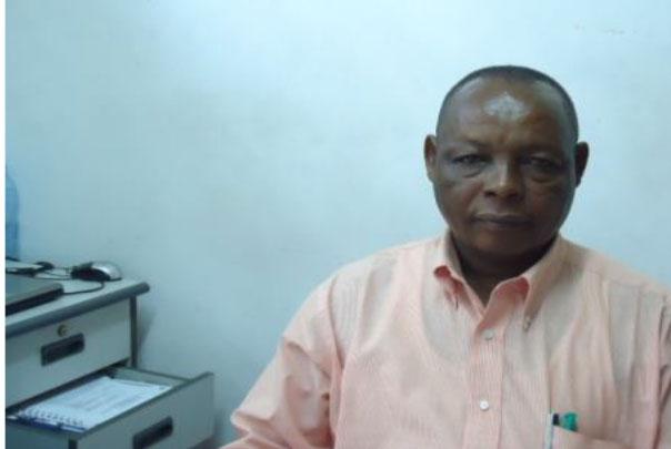 Mr. Mackloud Lyimo